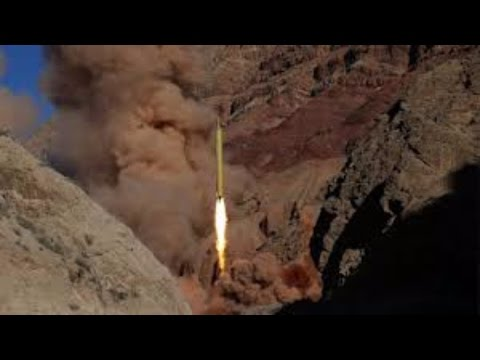 Iran launched 2 ballistic missiles