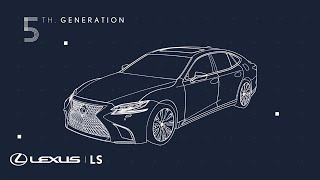 [LEXUS LS : THE CHAPTERS] THE FIVE VISIONARY thumbnail