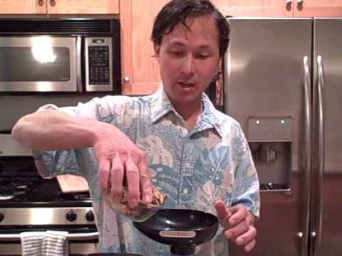 Making Raw Brazil Nut Butter and Banana Ice Cream in the Samson 9005 Juicer