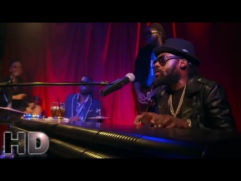 Tarrus Riley - Burning Desire [Official Music Video HD]