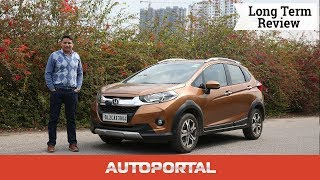 Honda WR-V — long term review — autoportal