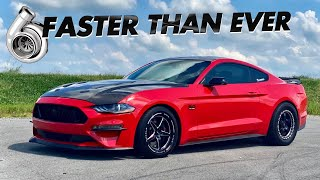 FINALLY, The Twin Turbo Mustang GT is BACK & FASTER THAN EVER! (Here is What Changed..)