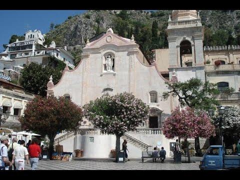 Поездка в Таормину. Сицилия, Италия. A Trip To Taormina. Sicily, Italy   رحلة إلى تاورمينا  صقلية،