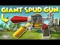 GIANT SPUD GUN! - Scrap Mechanic Creatio...mp3