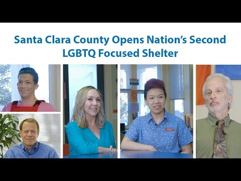 Watch: New LGBTQ Shelter Focused on Inclusion