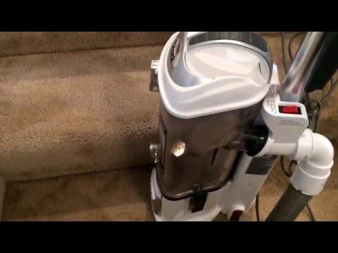 Shark Navigator Lift-away Pro review and demo.