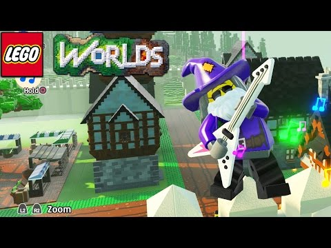 Lego Worlds - House Party! [12]