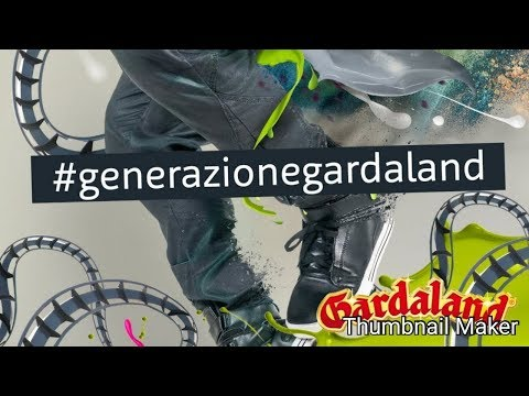 Generazione Gardaland (OFFICIAL VIDEO) - New Song 2018