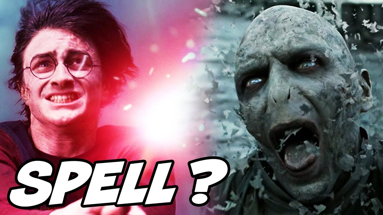 How Expelliarmus Beat Voldemort S Avada Kedavra Harry Potter Explained Youtube