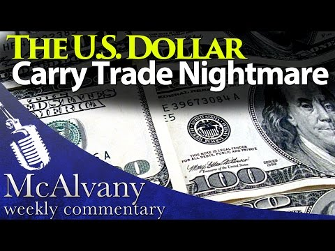 US Dollar Carry Trade Nightmare | McAlvany Weekly Commentary 2015