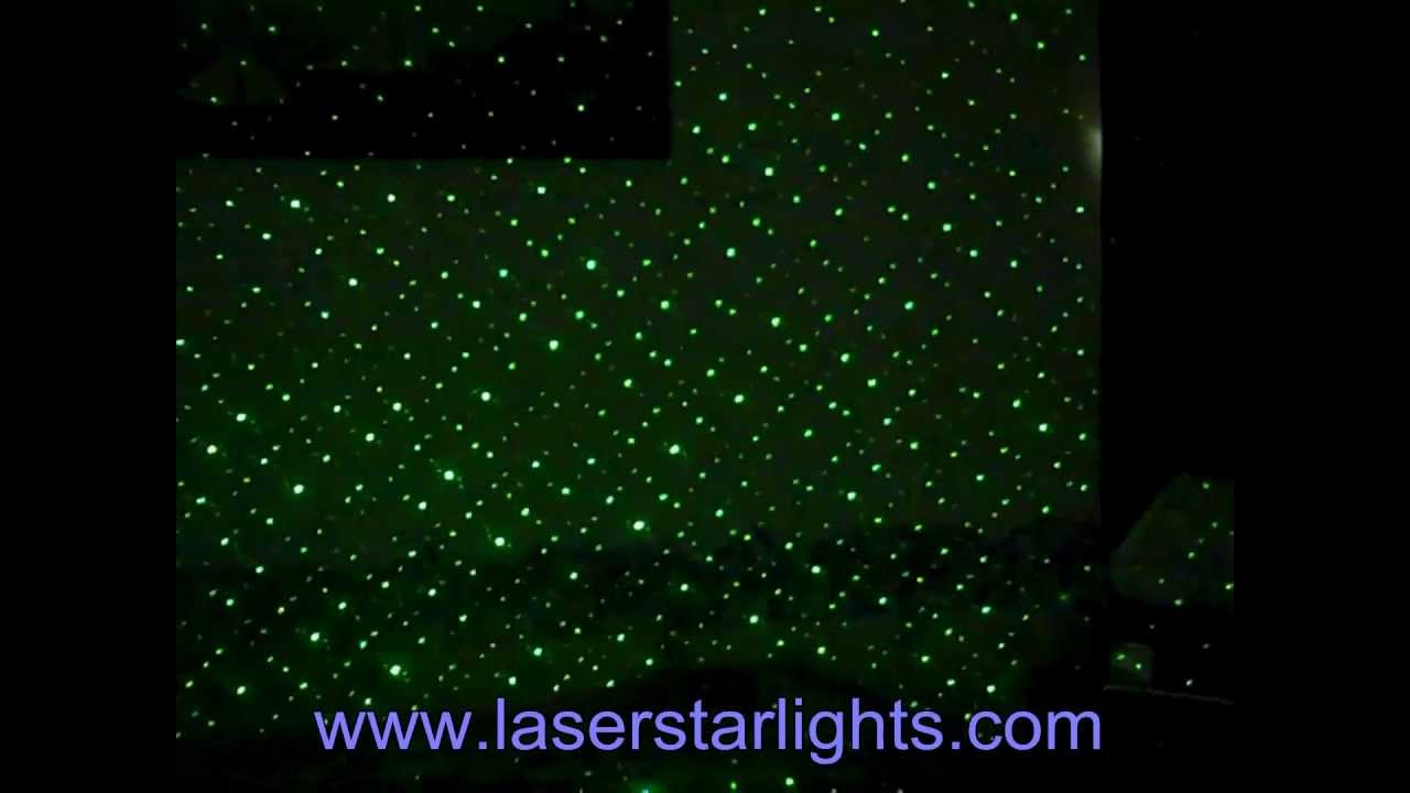 Laser Star Lights Great Twilght For Parties And Mood Lighting - Bedroom laser lights