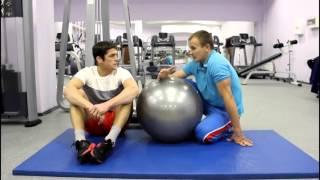 Реабилитация коленного сустава(Для вас представлен комплекс специальных упражнений для реабилитации коленного сустава. Дмитрий Клецков..., 2015-10-12T14:56:57.000Z)