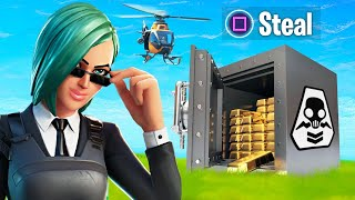 NEW UPDATE! Spy Games & Helicopter! (Fortnite Battle Royale)