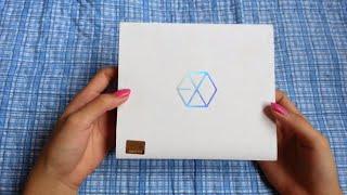 UNBOXING: EXO-K - MAMA ALBUM // MLSS