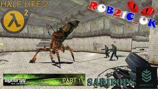 SARIFOPs: Half Life 2 - Synergy Multiplayer Mod (Part 11) - 09/06/2016