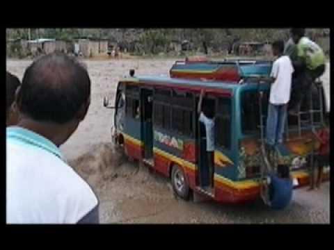 Dili to Lospalos Bus Trip - East Timor