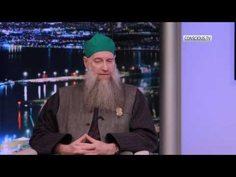 Sheikh Burhanuddin 'The Journey Of A Modern Sufi Mystic'  Interview by Iain McNay