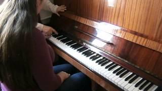 Фортепиано. Урок-показ. Трек 1