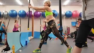 Комплекс упражнений с бодибаром на все группы мышц