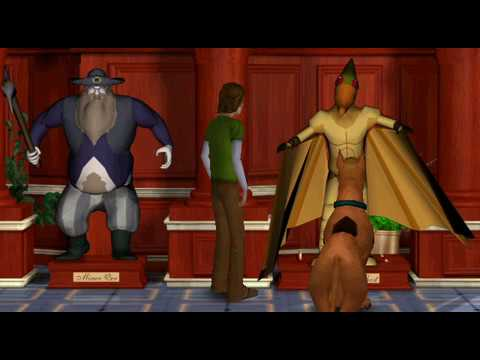 Scooby-Doo Escape from the Coolsonian Online Game