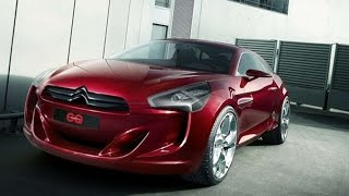 GQbyCITROEN Concept Car Videos