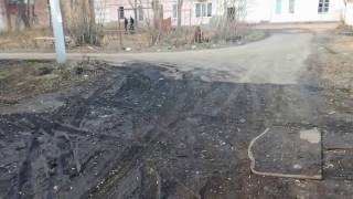 Позорная грязь нашего города Лебедянь
