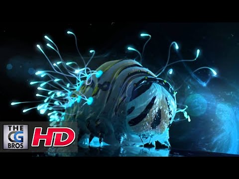 "CGI Short Film : ""RISING"" by Mikros Siggraph Computer Animation Festival 2012."