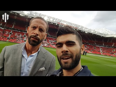 RIO FERDINAND AND OWEN HARGREAVES ON WAYNE ROONEY | W/BT SPORT