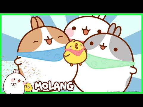 Molang - #MyBestFriend - Compilation #22 - Extra Scholar Activities | #cutecartoon #funnycartoonиз YouTube · Длительность: 10 мин44 с
