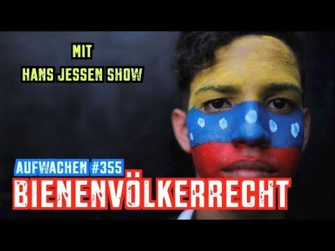 Aufwachen #355: Lage in Venezuela, Trump, Gender-*, Atomwaffen & Büffel