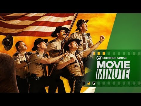 Super Troopers 2: Movie Review