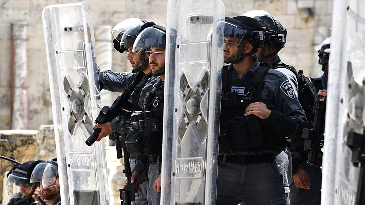 Блестящая работа полиции Израиля в Иерусалиме