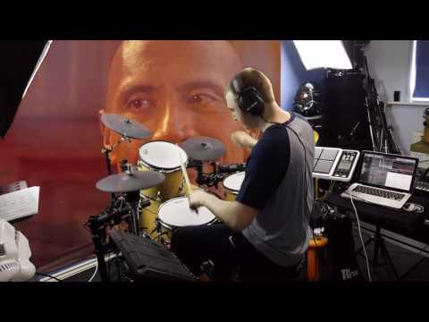 G-Eazy & Kehlani - Good Life - Drum Cover (DrummerMattUK) [Furious 8 - The Fate of the Furious]