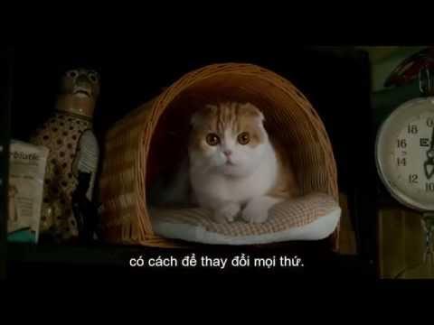 """Phim hài hay """" Nine Lives """" """" Bố tôi là mèo """"Official Trailer"""