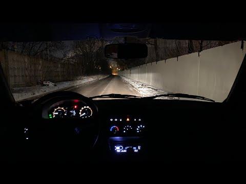 Как светит НИВА 2020+ ? Новый салон Lada 4x4!
