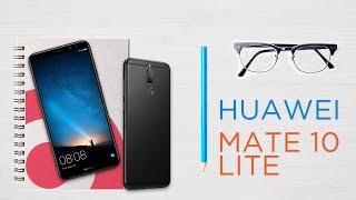 Huawei Mate 10 lite - обзор смартфона