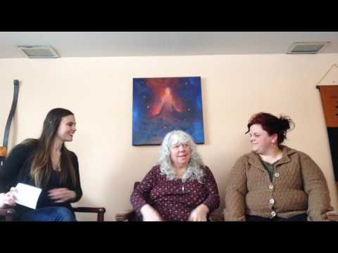 Interview with Donna Somerville & Cathy Cusack-Pierce