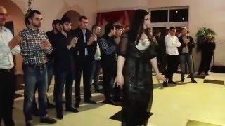 Адыгейская свадьба в Армавирском районе.Супер взрывные адыгэ танцы на свадьбе (наша работа)