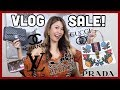 HUGE VLOG SALE - 15 items! CHANEL, LV, GUCCI, HERMES | Shop my closet!