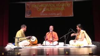 Sadhaa Paalaya (Keerthanam) by Sri Sankaran Namboothiri