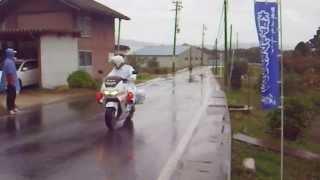 2013.10.20雨の中の大会でした 2014年の大会は10月19日に谷川...