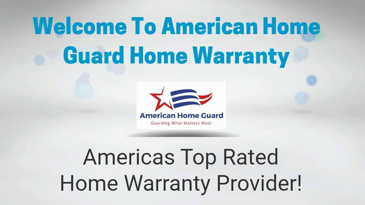 Best home warranty companies in az - American Home Guard Home Warranty Top 10 Home Warranties Best Home Warranty