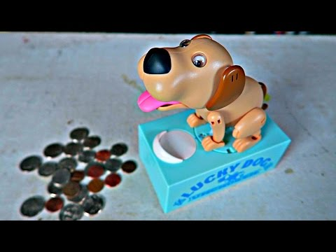 You'll Never Guess What This Coin Bank Does!