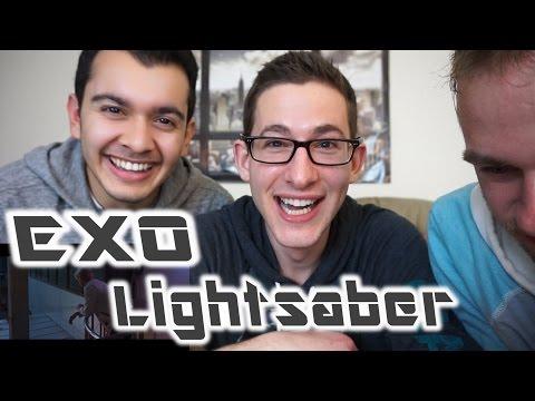 EXO - Lightsaber MV Reaction