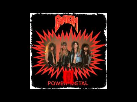 PANTERA   POWER METAL 1988 Full Album