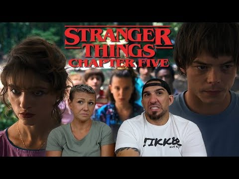 Download Stranger Things Season 3 'Chapter Five: The Flayed' REACTION!!