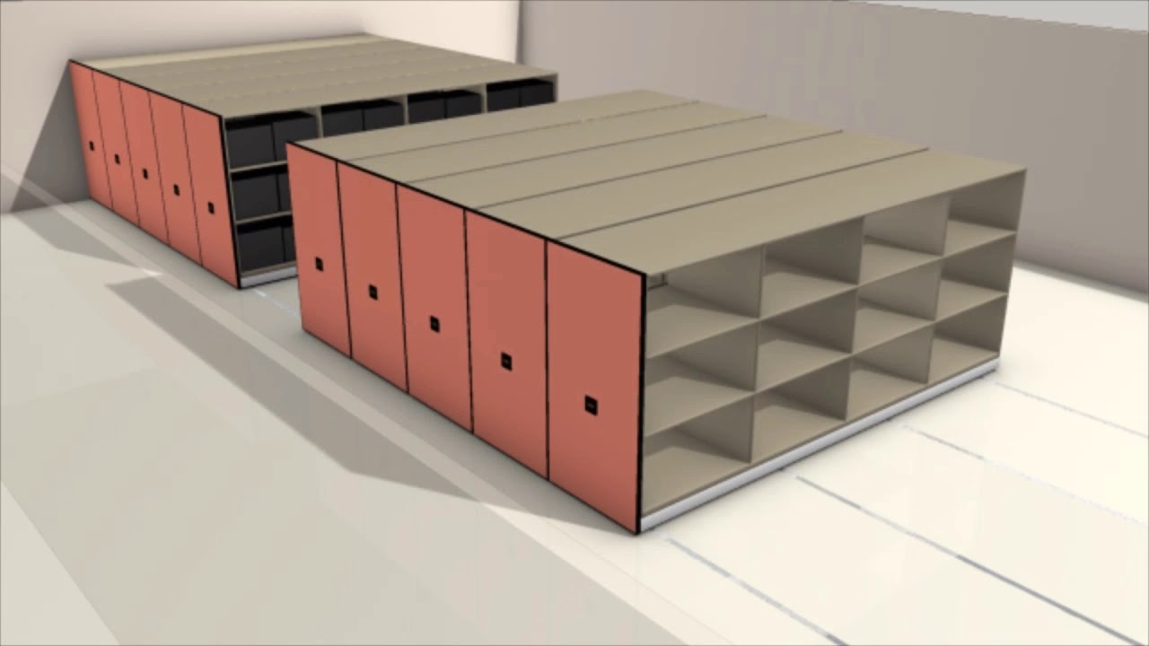 Superb Mobile Compact Shelving | Iowa And Nebraska | Midwest Storage Solutions,  Inc.
