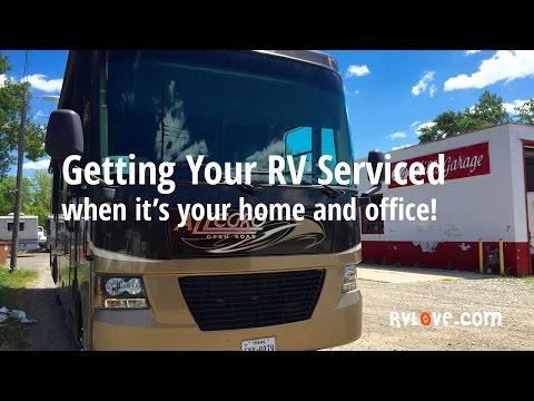 2 Years of RV Repairs & Service Costs - RV Love