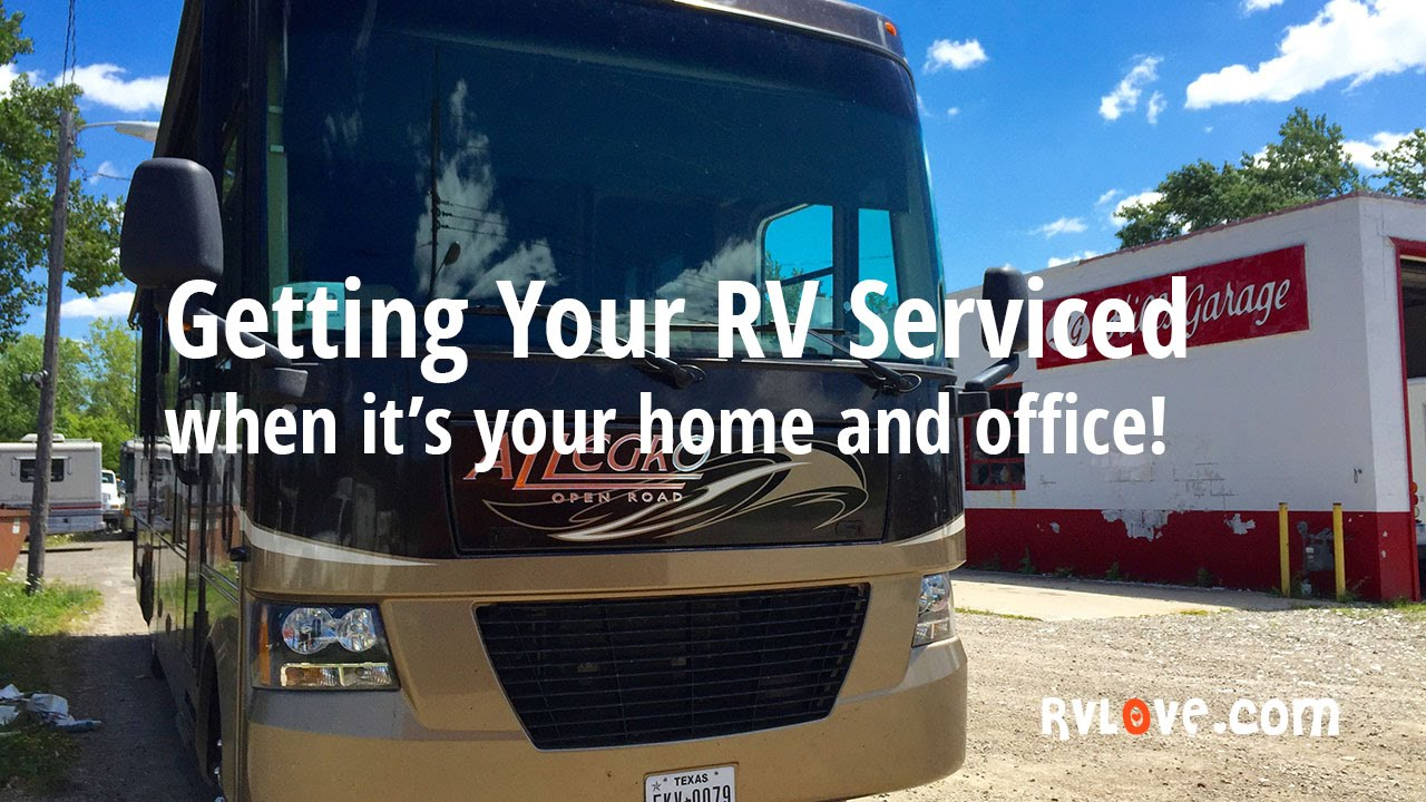 2 Years of RV Repairs & Service Costs - RV Love