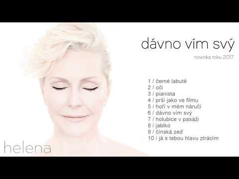 Helena Vondráčková - CD Dávno vím svý (2017)